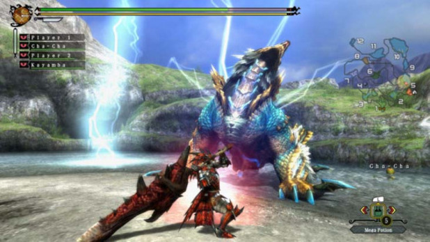 Monster Hunter 3 Ultimate Screenshot - Monster Hunter 3 Ultimate