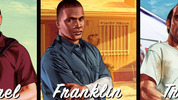 GTA 5 characters - Michael Franklin Trevor