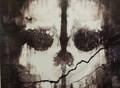 Call of Duty: Ghosts mask
