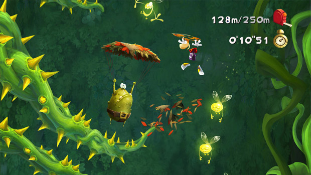 Rayman Legends Challenges App - Wii U - 1
