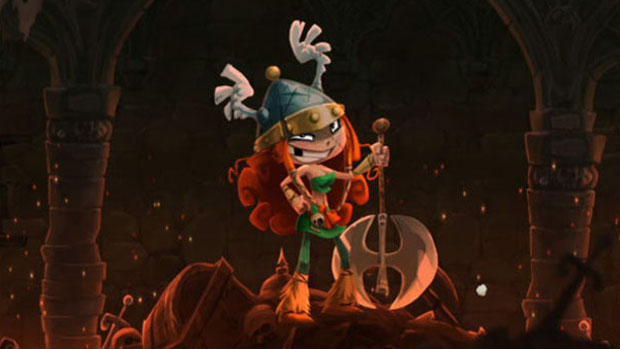 Rayman Legends Challenges App - Wii U - 3