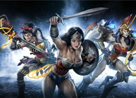 Infinite Crisis - Wonder Woman Multiverse variants