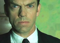 Agent Smith, the Matrix