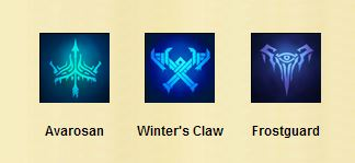 League of Legends Summoner Icons