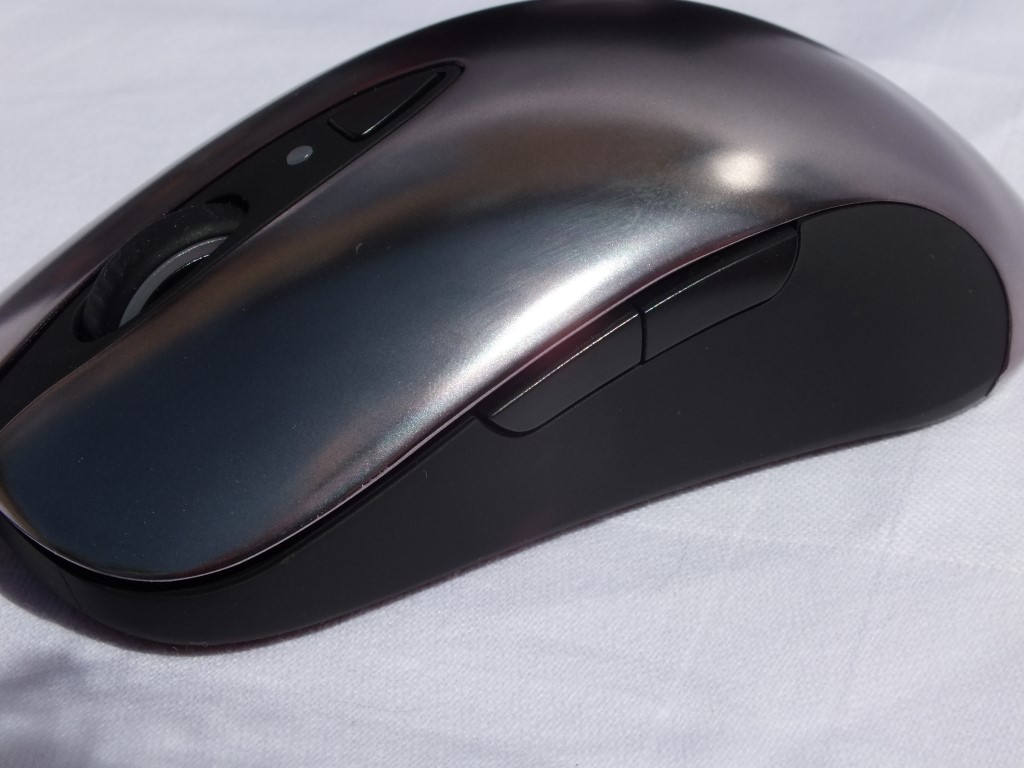 Such a lovely looking mouse
