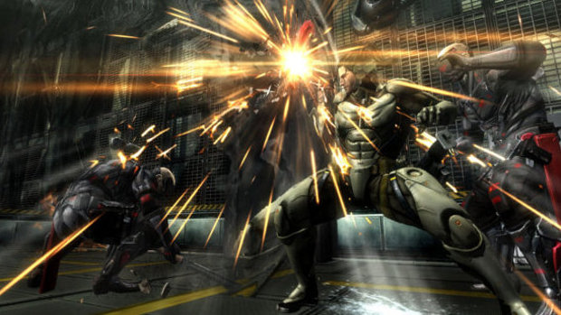 Metal Gear Rising: Revengeance - Jetstream - PS3 - 1