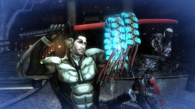 Metal Gear Rising: Revengeance Screenshot - 1145689