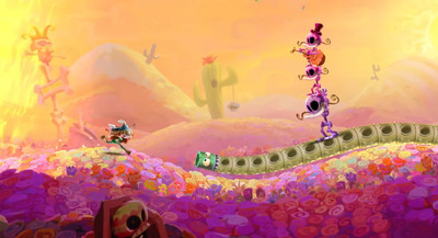 Rayman Legends Mariachi Madness