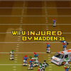 Madden NFL 25 Screenshot - Wii U injured by madden 25, madden ambulance
