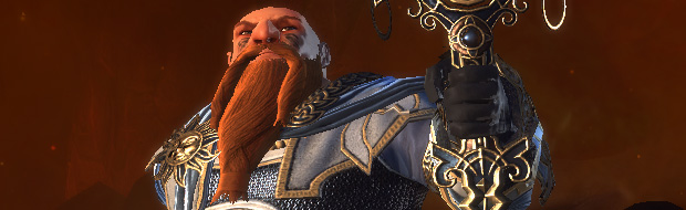 Neverwinter Dwarf
