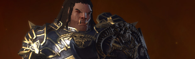 Neverwinter Half-Orc