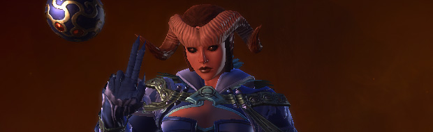 Neverwinter Tiefling