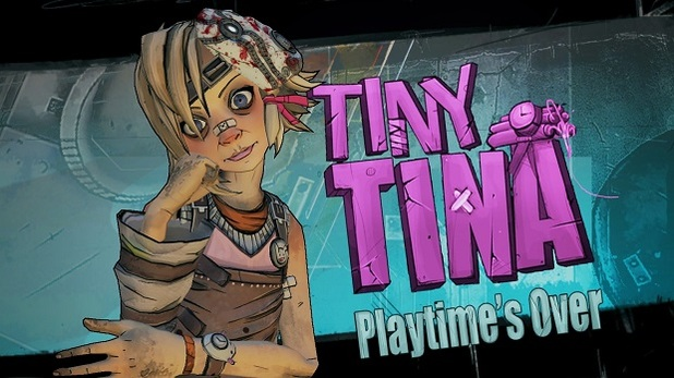Borderlands 2 Screenshot - Borderlands 2 Tiny Tina