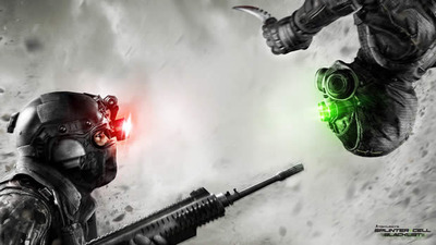 Tom Clancy's Splinter Cell Blacklist Screenshot - Splinter Cell Blacklist Spies vs Mercs wallpaper