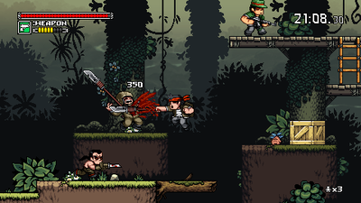 Screenshot - Mercenary Kings