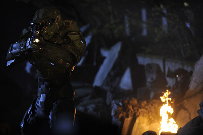 Halo 4 Screenshot - Halo: Forward Unto Dawn