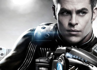 Star Trek the video game - Chris Pine and Zachary Quinto