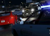 gta 5 police chase