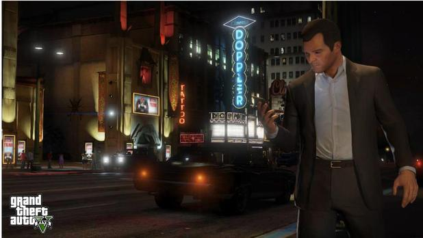 Grand Theft Auto V Screenshot - gta 5 screenshot