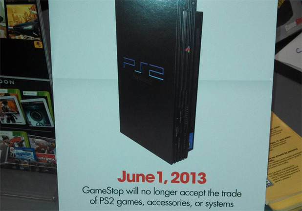 PlayStation 2 GameStop