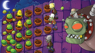 Plants vs. Zombies Screenshot - Plants vs. Zombies