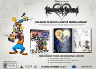 Kingdom Hearts HD 1.5 ReMIX art book