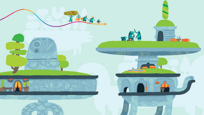 Hohokum Screenshot - Hohokum