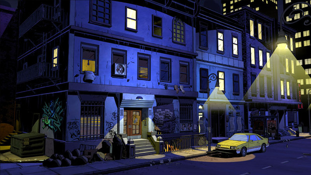 The Wolf Among Us Fabletown