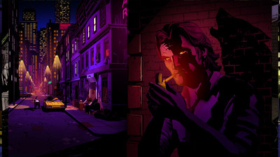 The Wolf Among Us Screenshot - The Wolf Among Us Bigby