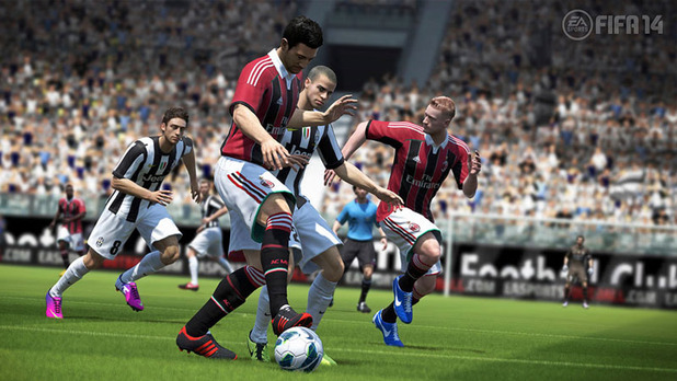 FIFA 14 Screenshot - FIFA 14 gameplay