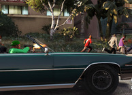 Grand Theft Auto 5 - Franklin