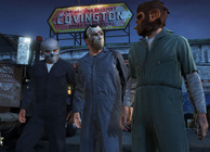 GTA 5 - Masked heist