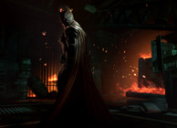 Batman: Arkham Origins - Fire Pose