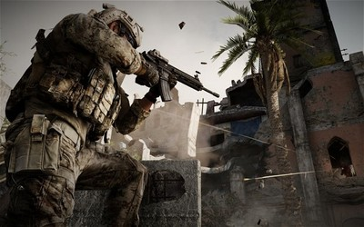 Medal of Honor: Warfighter Screenshot - Medal of Honor: Warfighter