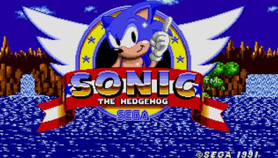 Sonic the Hedgehog Screenshot - Sonic the Hedgehog