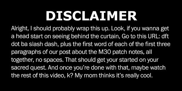 WildStar - Super Secret Disclaimer
