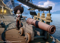 Disney Infinity PotC Captain Barbosa