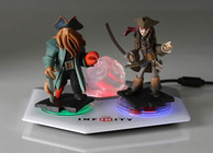 Disney Infinity PotC figures 