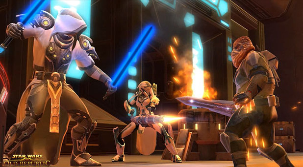 Star Wars: The Old Republic Screenshot - Star Wars: The Old Republic