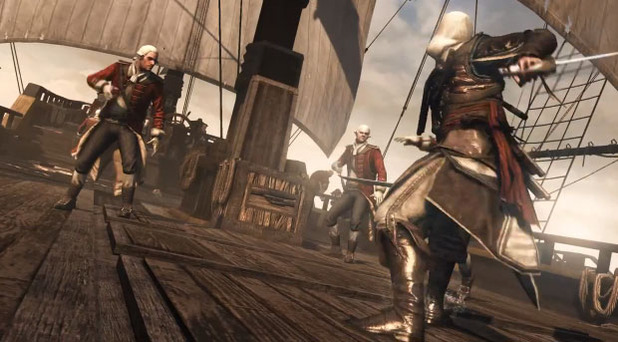 Assassin's Creed 4: Black Flag Screenshot - Assassin's Creed 4: Black Flag