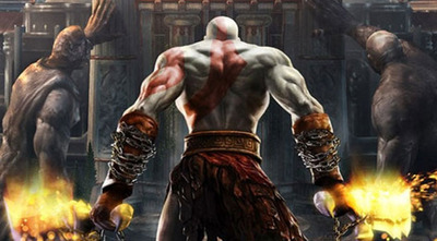 God of War: Ascension Screenshot - God of War