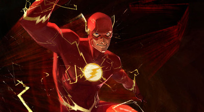 Infinite Crisis Screenshot - Infinite Crisis - The Flash