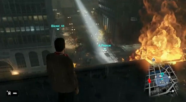Watch Dogs Screenshot - Watch Dogs multiplayer