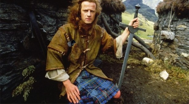 there can only be one, highlander