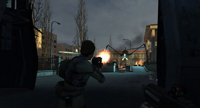 Half-Life 2 Screenshot - Half-Life 2
