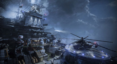 Gears of War: Judgment - Dreadnought map