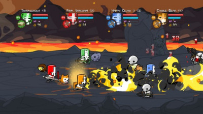 Screenshot - Castle Crashers