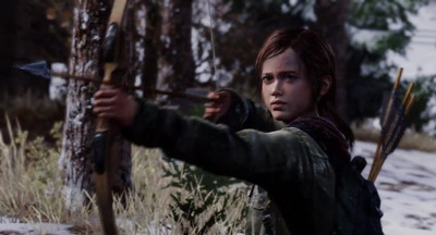 The Last of Us - Ellie bow