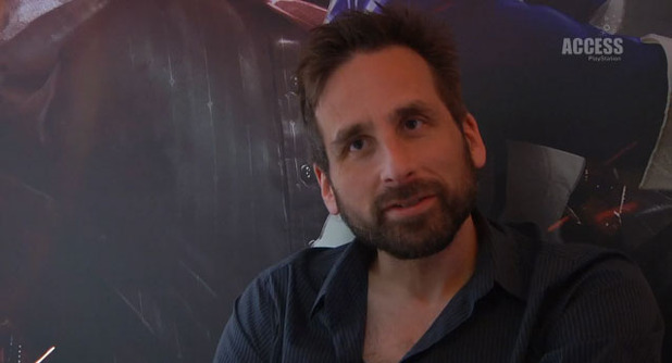 Bioshock Infinite Screenshot - Ken Levine