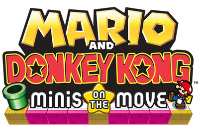 Mario and Donkey Kong: Minis on the Move Screenshot - Mario and Donkey Kong: Minis on the Move